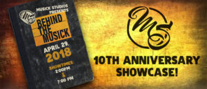 Musick Studios Presents: Behind The Musick @ Riverpark Center | Owensboro | Kentucky | United States